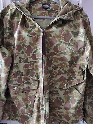 Penfield Camouflage Zip shirt/ Jacket XL