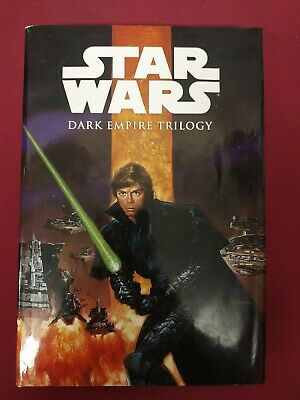Dark Horse Comics STAR WARS DARK EMPIRE TRILOGY Omnibus HARDCOVER Rare OOP HC
