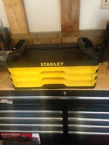 203 pc Stanley tool kit brand new