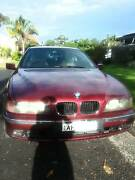 1998 BMW 5 Sedan Wamberal Gosford Area Preview