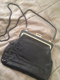 Wanted: Glomesh authentic retro and vintage coin purses(2) evening bags(2