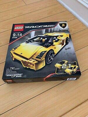LEGO Lamborghini Gallardo LP560-4 New in Box and Mint Condition