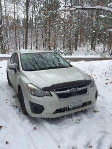 2013 Subaru Impreza touring package