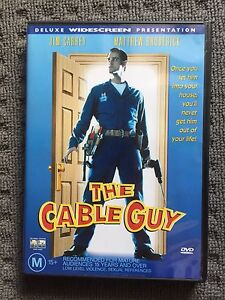 The Cable Guy DVD Belmont Belmont Area Preview