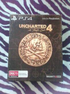 uncharted 4 special edition ps4