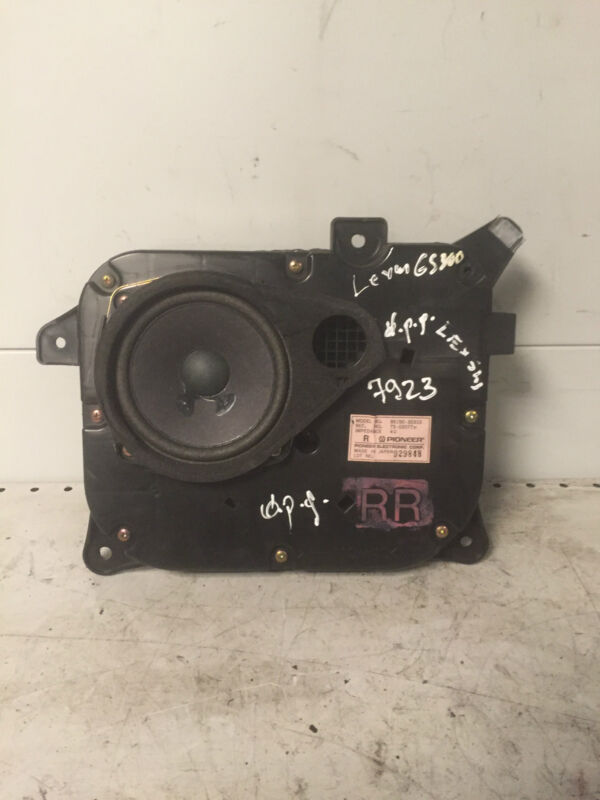 Lexus GS Rear right driver side offside OSR Pioneer door speaker 86150-30310