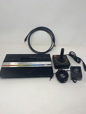 Atari 2600 Jr. Video Game Console. Mini Rainbow System Black.