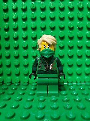 Lego Ninjago Lloyd Rebooted Green Ninja Minifigure w Hair / Bandana 70725 njo097](Lego Lloyd)