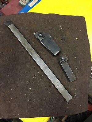 Kennametal Top Notch Boring Bar Turning Tool Holder Wendt Metal Lathe Lot