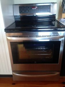 LG  Convection Stove