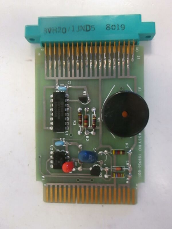 Thermco 108956-001 PCB Assembly, Working When Removed
