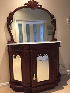 Sideboard Victorian style