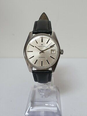 Vintage HAMILTON cal.64a 21 Jewel Automatic Watch - Full Working Order