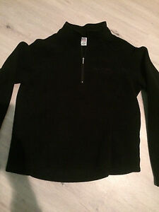 Girls Roots Fleece Sweater. Size 14