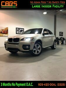 2010 BMW X6 xDrive35i | LEATHER INTERIOR | SUNROOF |