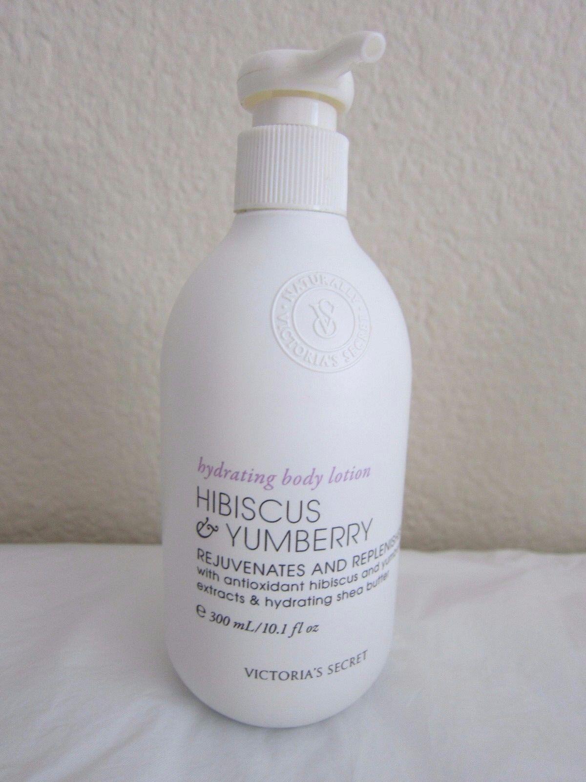 NEW RARE Victoria Secret HIBISCUS YUMBERRY HYDRATING BODY LO
