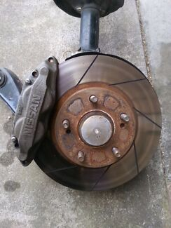 nissan r32 240sx s13 s14 4 pot brake upgrade for r31 hr31 skyline Airport West Moonee Valley Preview