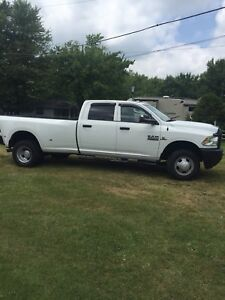 2014 RAM 3500 the best one on the market!