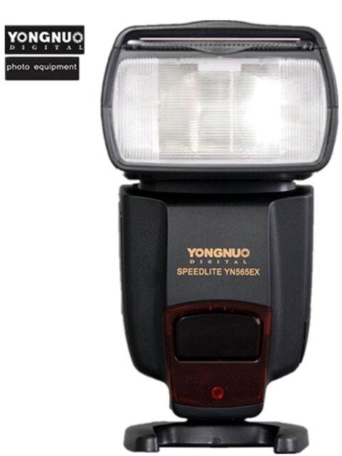 G58 YONGNUO I-TTL  Flash Speedlite YN-565EX YN-565 EX for Nikon Camera