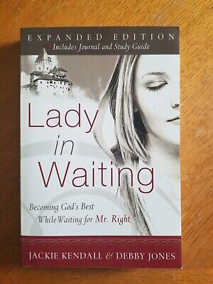 Lady In Waiting: Becoming God's Best While Waiting For Mr. Right, Jackie