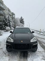 2008 Porsche Cayenne Turbo 500hp