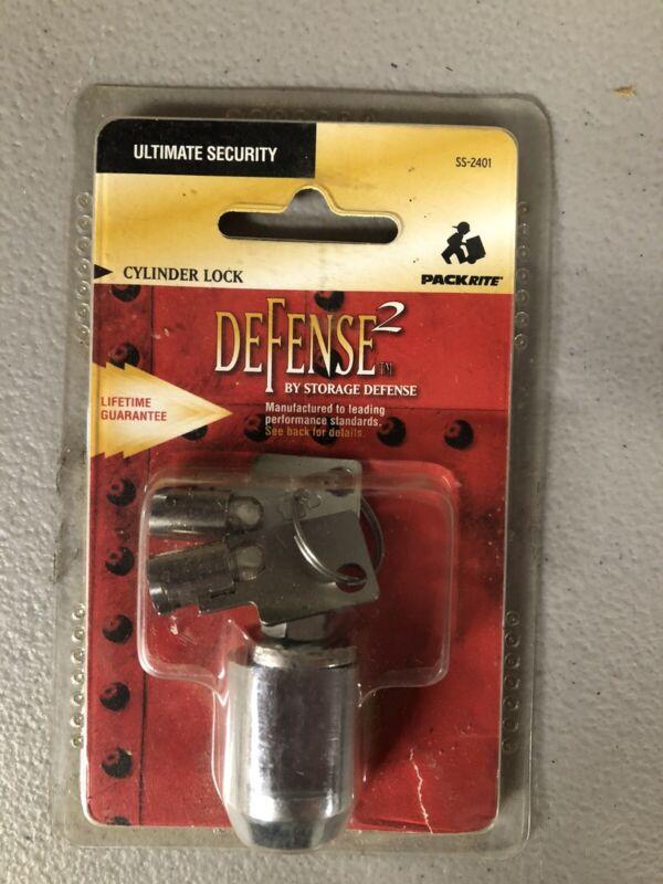 PackRite Storage Defense Cylinder lock Defense 2  SS-2401