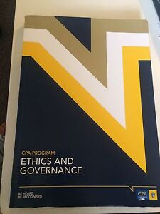 CPA Ethics and Governance 1 2015 Maroubra Eastern Suburbs Preview