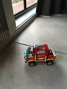 LEGO fire truck Burleigh Heads Gold Coast South Preview