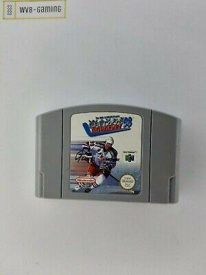 Wayne Gretzky's 3D Hockey 98 - Nintendo 64 - N64 - PAL
