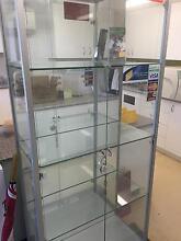 Glass large display cabinet Kogarah Rockdale Area Preview
