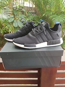 Us11 adidas black blue nmd R1 Currumbin Gold Coast South Preview
