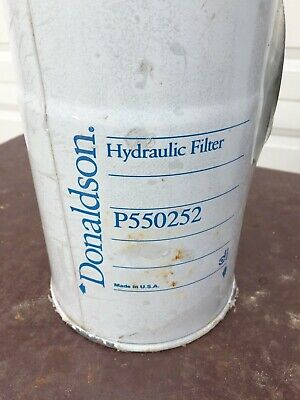 Nos P550252 Donaldson Hydraulic Filter Free Shipping