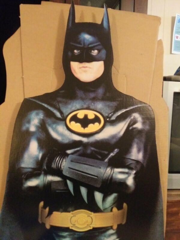 Batman Movie Standee, Micheal Keaton 1989