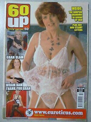 Vintage glamour magazine 60 up - No.50