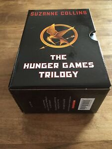 The Hunger Games - Hardcover Set
