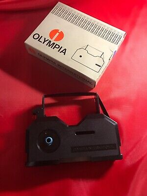 New Olympia Report Electronic Typewriter Ribbons Carbon Ribbon 13mm 31000000