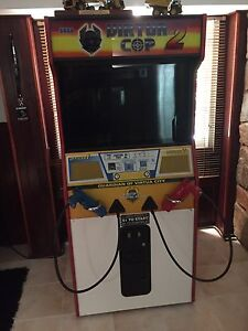 Old school video arcade game Darling Downs Serpentine Area Preview