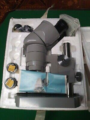 Nikon Sm-5 Stereo Microscope 76021 New Made In Japan