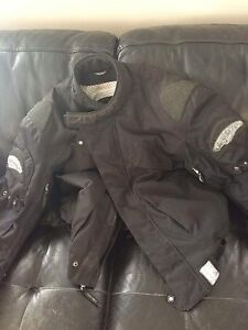 Motorcycle riding equipment