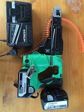Hitachi Cordless Automatic Screwdriver with 2 X 5ah batteries Echuca Campaspe Area Preview