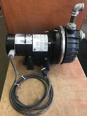 Berkeley Self Priming Sprinkler Pump Bpdh10-l 15gpm 1hp 115230v 1ph Motor