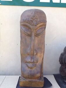 Easter Island Statue Carrara Gold Coast City Preview