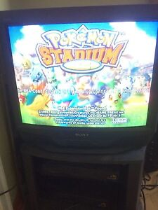 20$ Sony 28 inch(i think) CRT tv