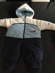 Winter coat for baby