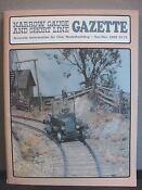 Narrow Gauge Gazette 1989