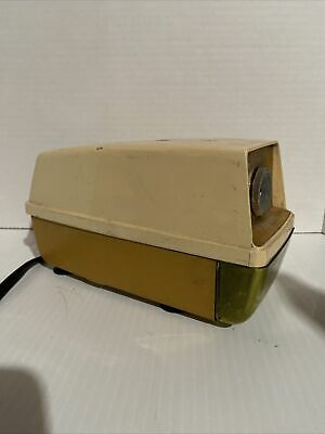 Panasonic Electric Pencil Sharpener Point-o-matic Model Kp-33a Light Auto Stop