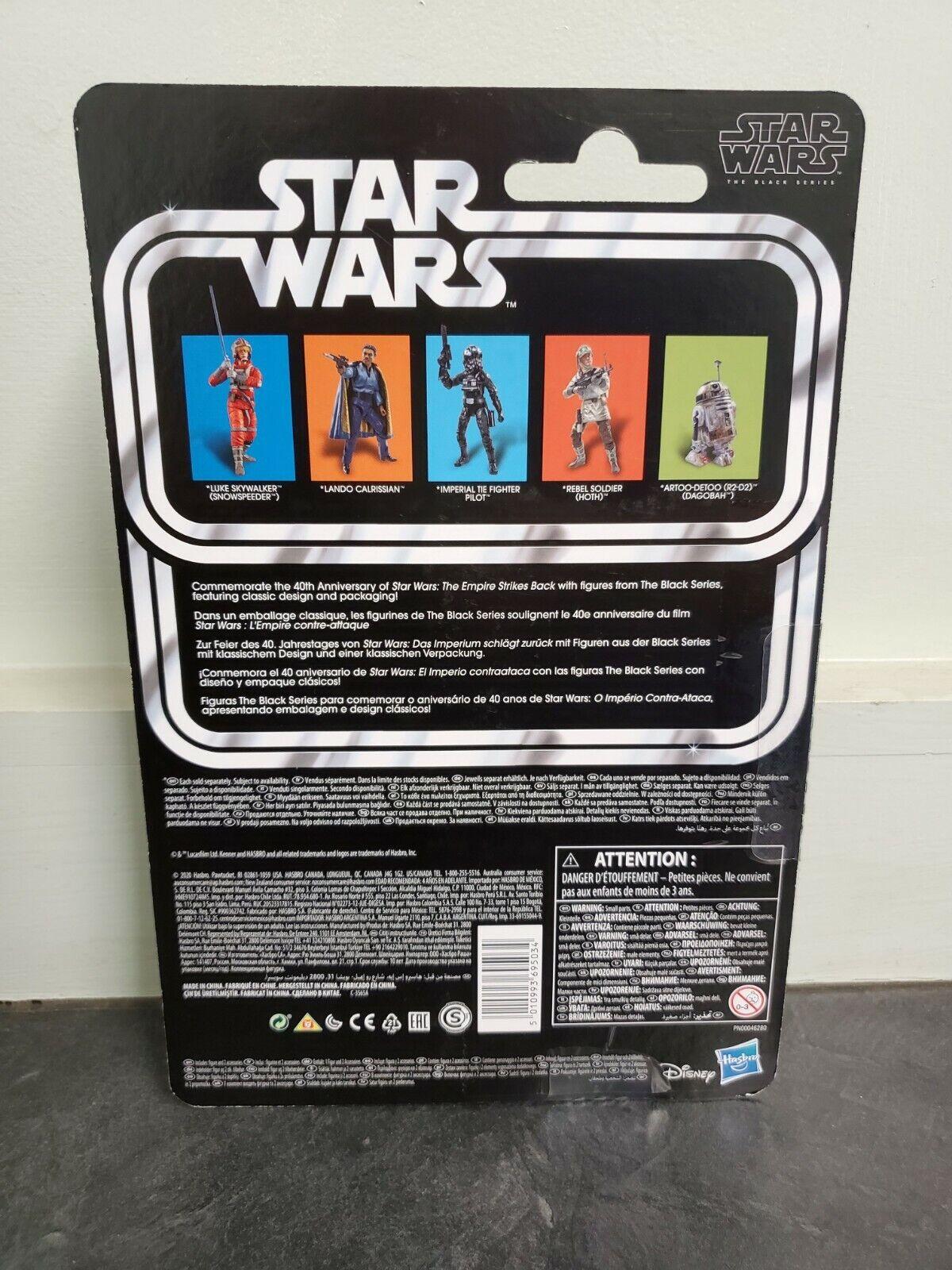 2020 Star Wars The Empire Strikes Back 40th Anniversary Lando Calrission -NIB - $25.00