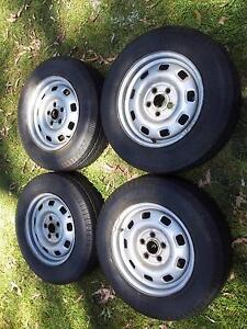 Volkswagen Other Van/Minivan Rims and Tyres Highfields Toowoomba Surrounds Preview