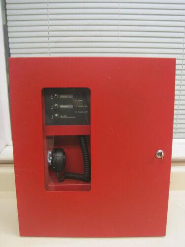 Advanced AV-VBM Fire Audio Panel w/ Microphone and Key Used Free Shipping