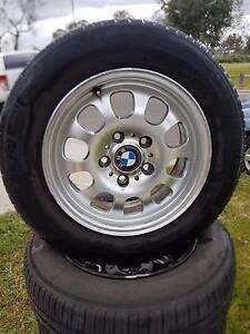 BMW 3-Series Wheels Doreen Nillumbik Area Preview